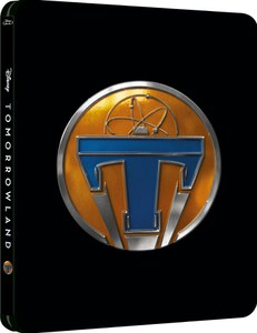 Tomorrowland - Zavvi Exclusive Limited Edition Steelbook (UK EDITION)