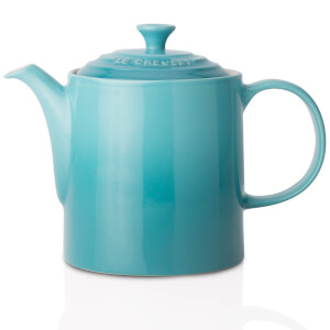 Le Creuset Stoneware Grand Teapot - Teal