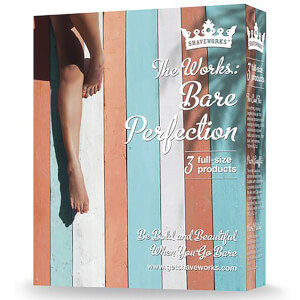 Shaveworks The Works: Perfection nue