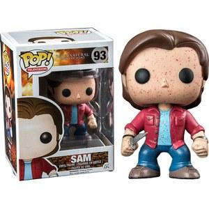 Supernatural Blood Splatter Sam Pop! Vinyl Figure