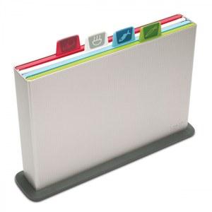 Joseph Joseph Index Chopping Board - Large - Silver
