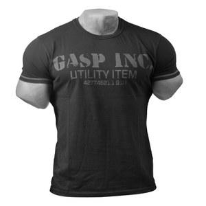 GASP Basic Utility T-Shirt - Black