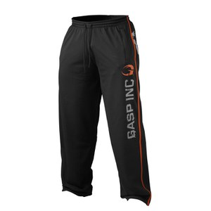 GASP No 89 Mesh Pants - Black