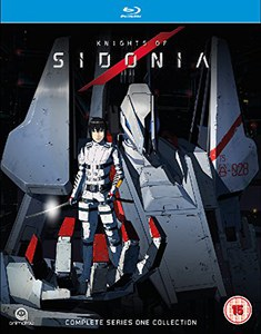 Knights Of Sidonia - Complete Series 1 Collection - Deluxe Edition
