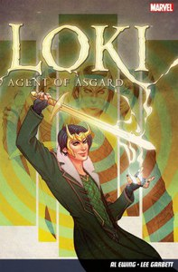 Loki: Agent of Asgard Graphic Novel