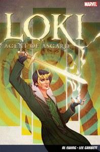 Loki: Agent of Asgard Graphic Novel