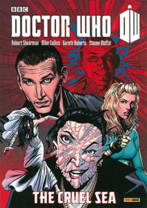 Doctor Who: The Cruel Sea Graphic Novel