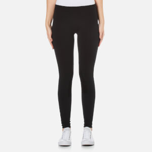 Polo Ralph Lauren Women's Bridgette Straight Trousers - Black