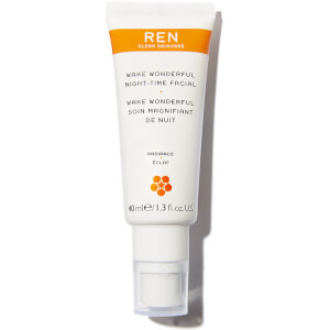 REN Wake Wonderful Night-Time Facial 40 ml