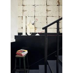 NLXL Brooklyn Tins Wallpaper by Merci - TIN-02