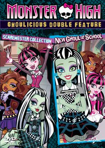 Monster High: New Ghoul at School