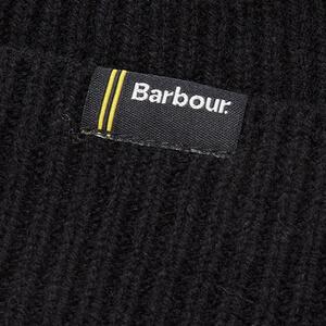 Barbour International Men's Beanie Hat - Black - One Size: Image 3