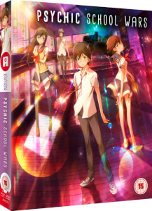 Psychic School Wars - Collector's Edition Combi Pack