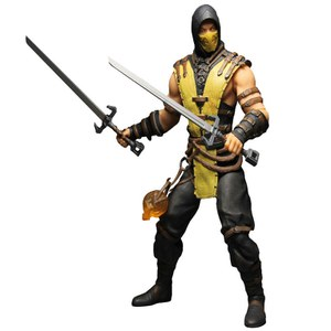 Figurine Scorpion Mortal Kombat X 1/6