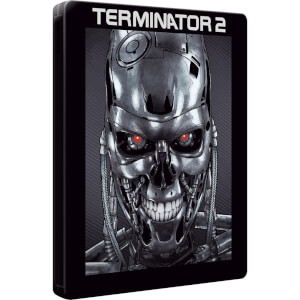 Terminator 2: Día del Juicio Final - Steelbook Exclusivo de Edición Limitada. 2000 Copias.