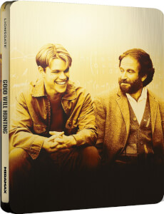 Good Will Hunting - Zavvi Limited Edition Steelbook (2000 Only) (UK EDITION)