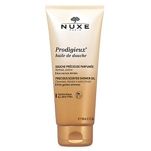 NUXE Huile Prodigieux Shower Oil - New (200ml)