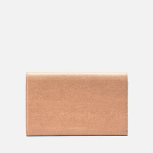 Aspinal of London Travel Wallet - Classic - Deer Brown: Image 3