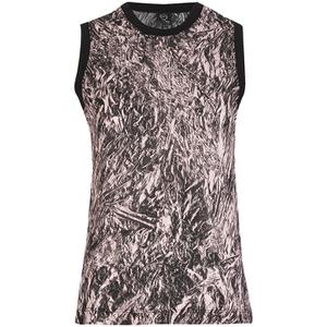 McQ Alexander McQueen Women's Fanzine Sleeveless Top - Pink