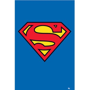 DC Comics Superman - 24 x 36 Inches Maxi Poster