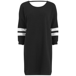 nümph Womens Svea Sporty Dress - Black