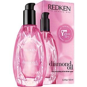 Redken Diamond Oil Glow Dry Style huile sèche (100ml)