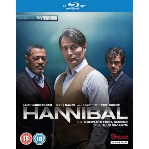 Hannibal - Seasons 1-3
