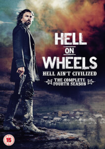 Hells on Wheels - Season 4