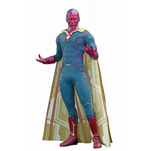Hot Toys Marvel Age Of Ultron Vision 1:6 Scale Figure