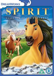 Spirit: Stallion of the Cimarron - 2015 Artwork