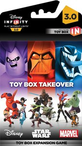 Disney Infinity 3.0 : Toy Box Takeover (A Toy Box Expansion Game)