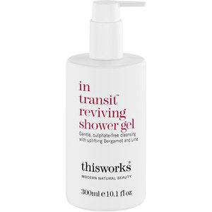 Gel de ducha revitalizante In Transit de This Works (300 ml)