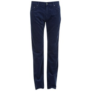 GANT Men's Jason Comfort Cord Jeans - Blue