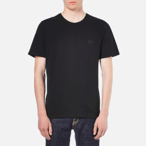 BOSS Hugo Boss Men's Crew Neck Small Logo T-Shirt - Black