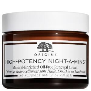 Origins High Potency Night-A-Mins Mineralreiche Ölfreie Erneuerungscreme 50ml