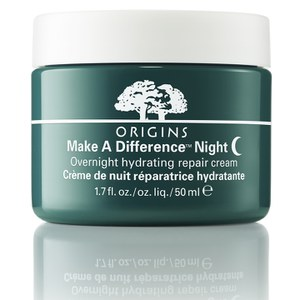 Crema de noche hidratante y reparadora Origins Make A Difference™ (50ml)