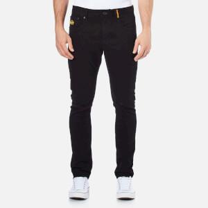 Superdry Men's Super Skinny Denim Jeans - Black Ink