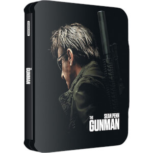 The Gunman - Zavvi UK Exclusive Limited Edition Steelbook