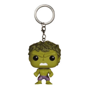Marvel Avengers Age of Ultron Hulk Pop! Vinyl Key Chain
