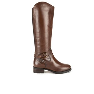 Ravel Women's Langley Leather Riding Boots - Tan