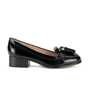 Ravel Women's Brantford Tassle Loafers - Black