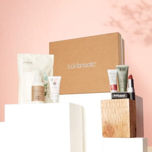 Assinatura da Beauty Box da Lookfantastic