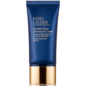 Estée Lauder Double Wear Maximum Cover Camouflage Makeup for Face and Body SPF15 -meikkivoide kasvoille ja vartalolle, 30ml