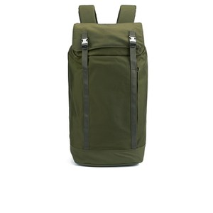 C6 Men's Slim Backpack - Olive Nylon