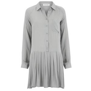 American Vintage Women's Valisville Shirt Dress - Steel