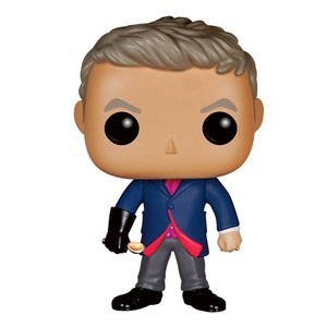 Doctor Who 12th Doctor With Spoon Limited Edition Funko Pop! Figur