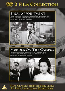 Final Appointment / Murder On The Campus
