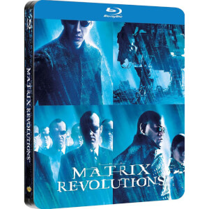 The Matrix Revolutions - Zavvi Exclusive Limited Edition Steelbook