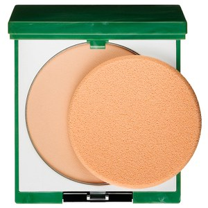 Polvos Compactos de Dobre Cobertura Clinique Superpower Double Face Powder