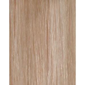 Beauty Works 100% Remy Color Swatch Hair Extension - Champagne Blonde 613/18
